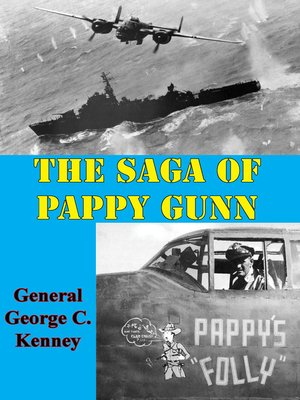 cover image of The Saga of Pappy Gunn