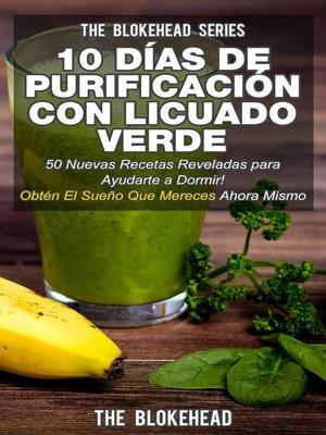 cover image of 10 Días de Purificación  Con Licuado Verde