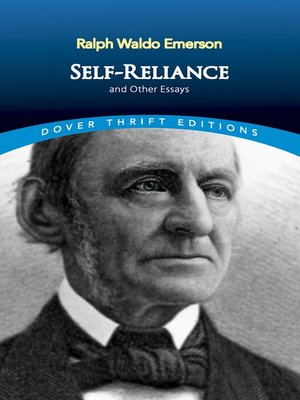 cover image of Self-Reliance and Other Essays