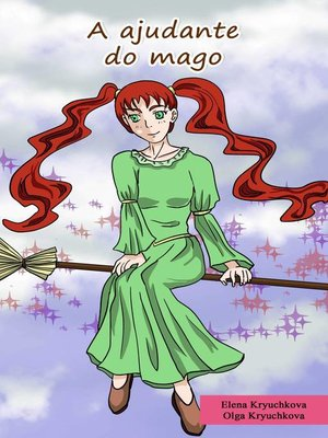 cover image of A ajudante do mago