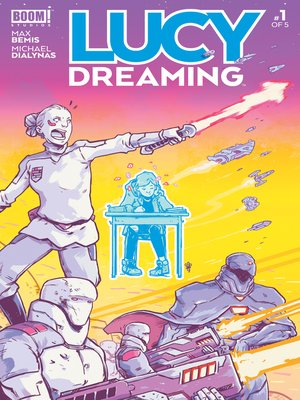 cover image of Lucy Dreaming, Issue 1