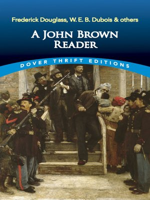 cover image of A John Brown Reader