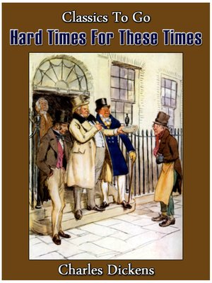 cover image of Hard Times For These Times