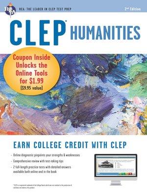 CLEP Humanities w/ Online Practice Exams by Robert Liftig
