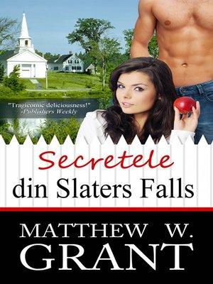 cover image of Secretele Din Slaters Falls