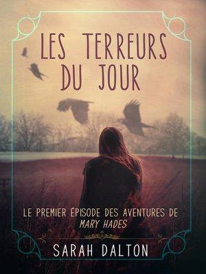 cover image of Les Terreurs du jour