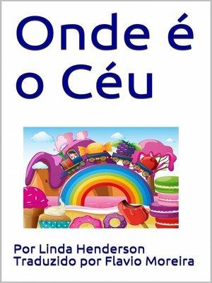 cover image of Onde é o Céu