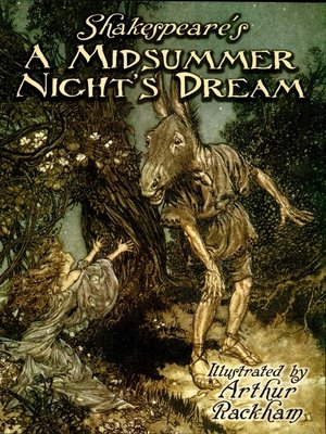 cover image of Shakespeare's A Midsummer Night's Dream