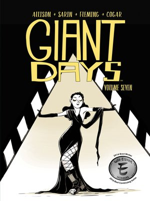cover image of Giant Days (2015), Volume 7