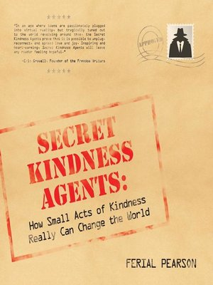 cover image of Secret Kindness Agents