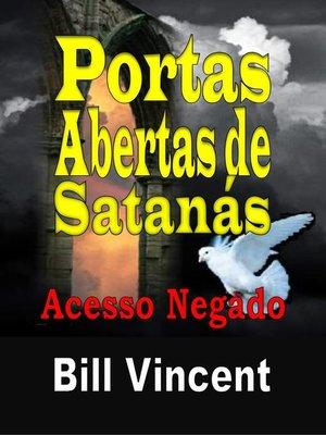 cover image of Portas Abertas de Satanás