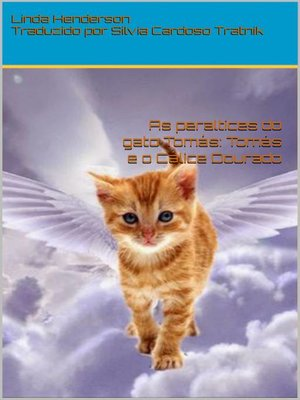 cover image of As peraltices do gato Tomás