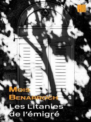 cover image of Les Litanies de l'émigré
