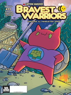 cover image of Bravest Warriors (2012), Issue 31