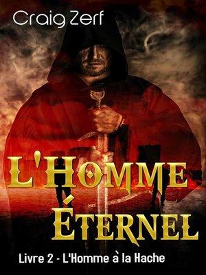 cover image of L'Homme Éternel--Livre 2