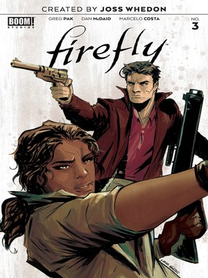 cover image of Firefly, Issue 3