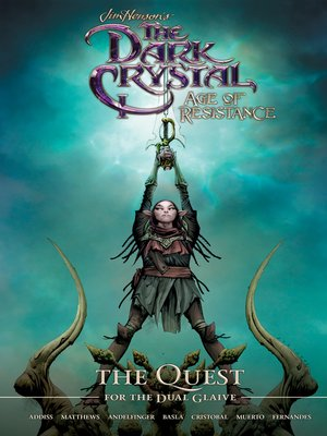 cover image of Jim Henson's the Dark Crystal