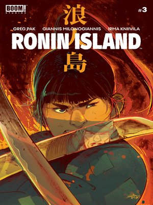 cover image of Ronin Island (2019), Issue 3
