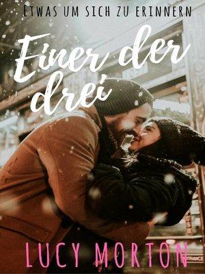 cover image of Einer der Drei