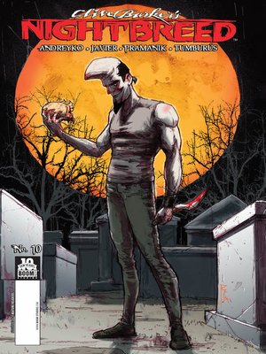 cover image of Clive Barker's Nightbreed (2014), Issue 10