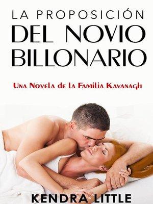 cover image of La Proposición del Novio Billonario