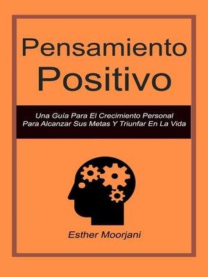 cover image of Pensamiento Positivo