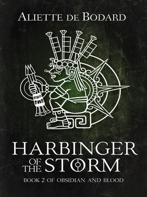 cover image of Harbinger of the Storm