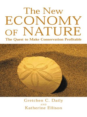 cover image of The New Economy of Nature