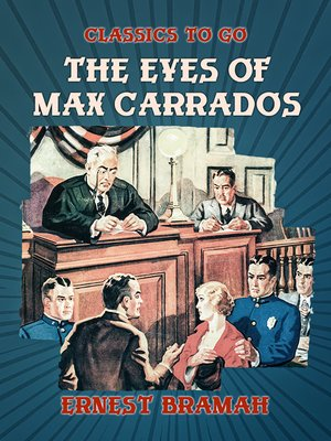 cover image of The Eyes of Max Carrados