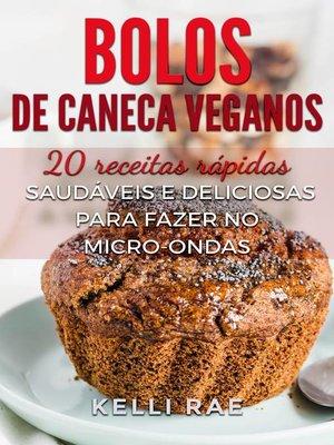 cover image of Bolos de caneca veganos