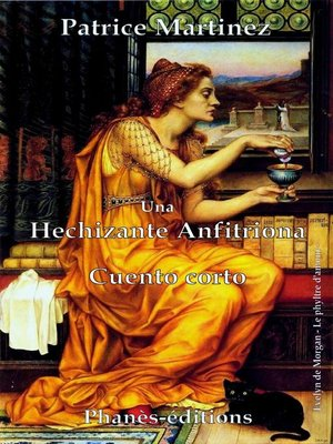 cover image of Una hechizante anfitriona