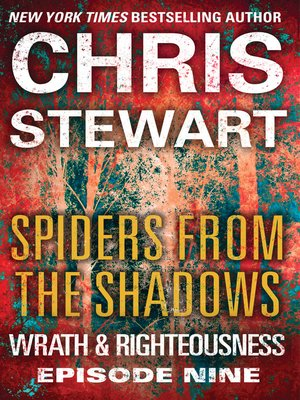 cover image of Spiders from the Shadows