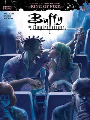 cover image of Buffy the Vampire Slayer, Issue 15