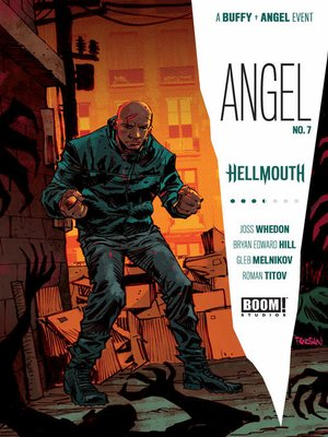 cover image of Angel, Issue 7