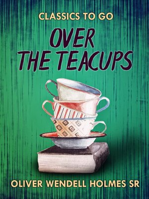 cover image of Over the Teacups