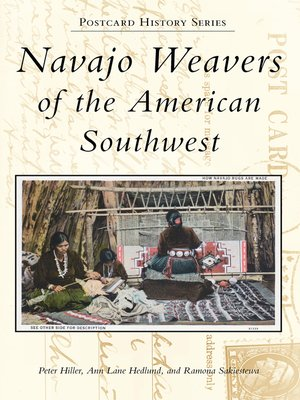 cover image of Navajo Weavers of the American Southwest