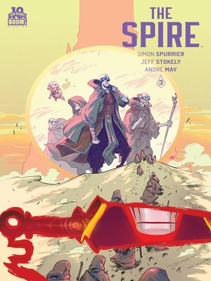 cover image of The Spire #3