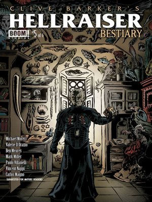 cover image of Clive Barker's Hellraiser: Bestiary (2014), Issue 5