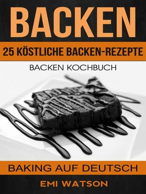 cover image of Backen