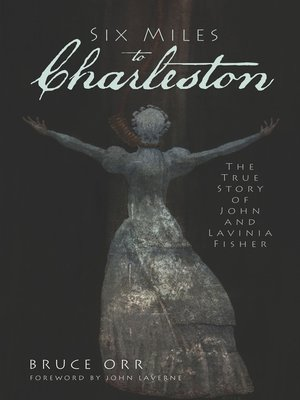 cover image of Six Miles to Charleston