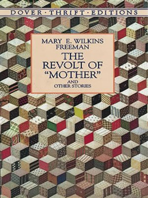 """cover image of The Revolt of """"Mother"""" and Other Stories"""