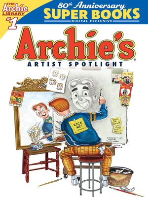 cover image of Archie Artist Spotlight