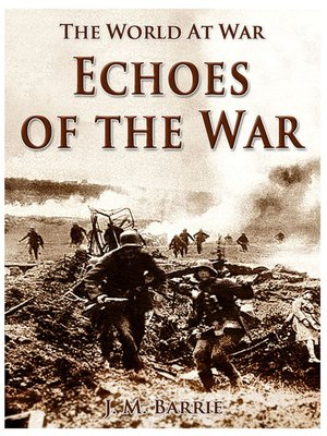 cover image of Echoes of the War