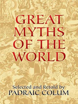 cover image of Great Myths of the World