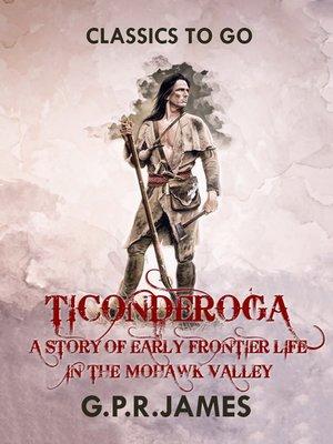 cover image of Ticonderoga
