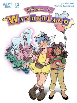 cover image of Welcome to Wanderland (2018), Issue 2