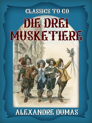 cover image of Die drei Musketiere