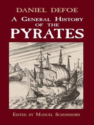 cover image of A General History of the Pyrates