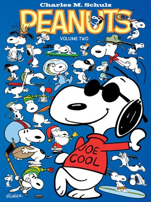cover image of Peanuts (2012), Volume 2