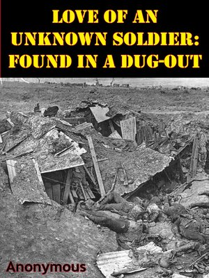 cover image of Love of an Unknown Soldier